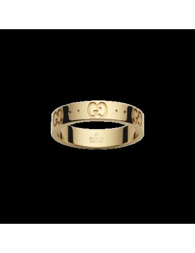 Gucci -Anillo Gucci GG Icon oro amarillo -YBC073230001013