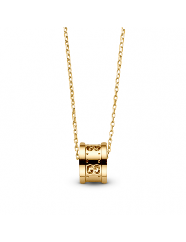 Gucci -Collar Gucci Icon Twirl Oro amarillo -YBB21416900200U