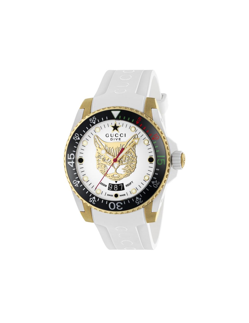 Gucci Timepieces -Gucci Dive -YA136322