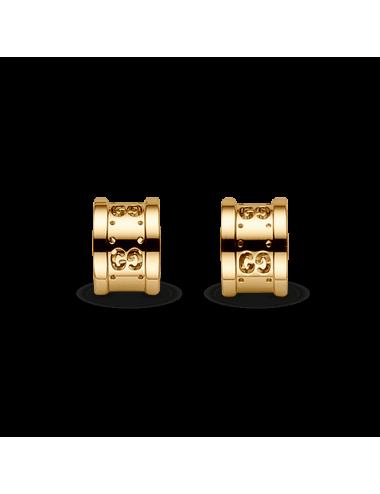 Aros de oro blanco con diamantes - 2