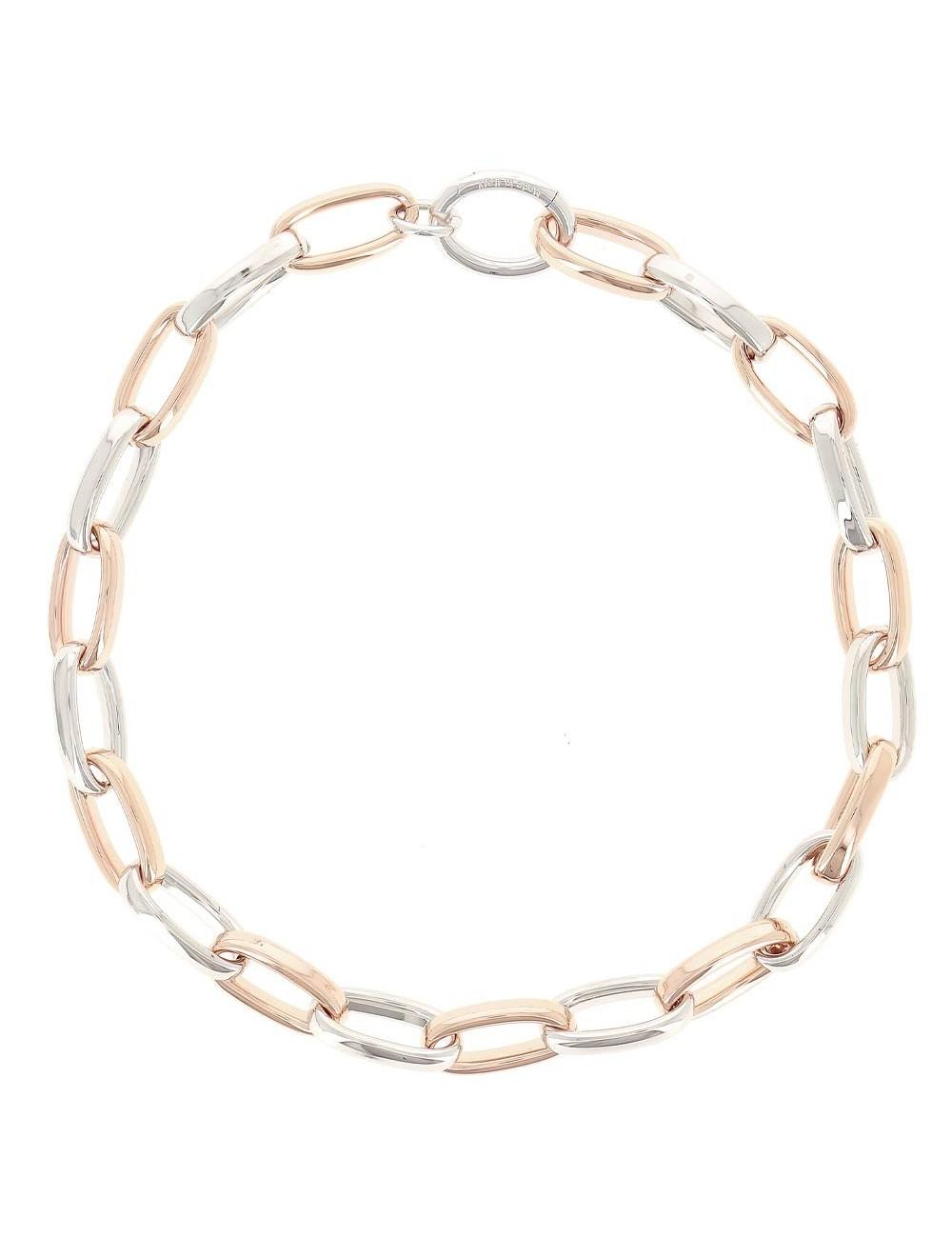 Pesavento -Collar Pesavento en plata forever chic collection -WPLVE1810