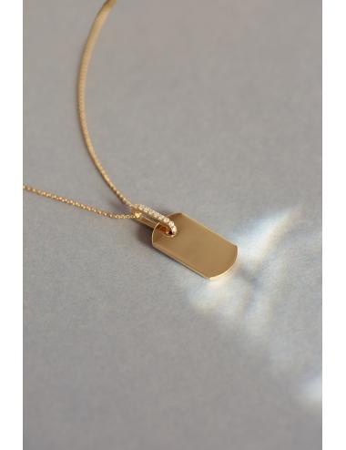 PdPaola -PdPaola collar Talisman -CO01-087-U