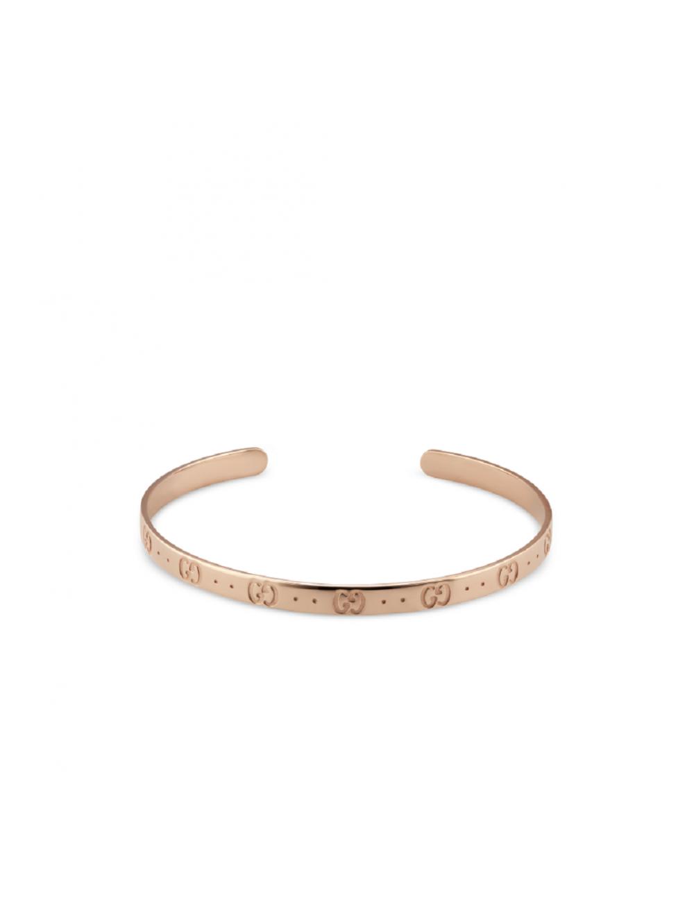 Gucci -Pulsera Icon en Oro rosa -YBA434524002017