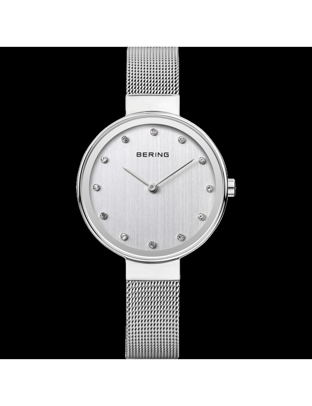 Bering -Bering Classic mujer plateado -12034-000