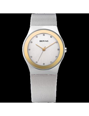 Bering -Bering Classic mujer plateado -12927-010