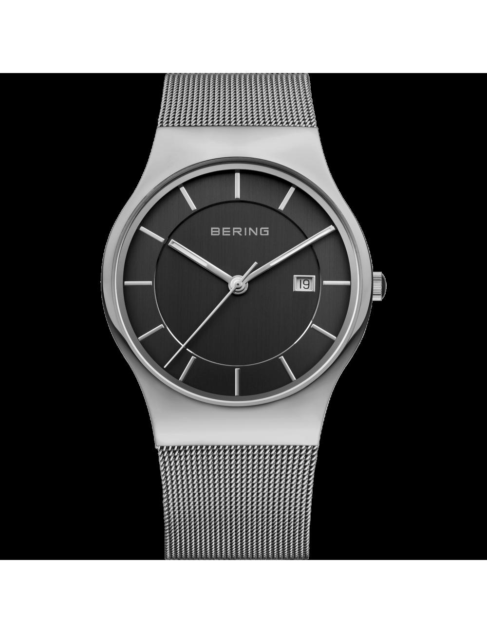 Bering -Bering Classic Silver unisex -11938-002