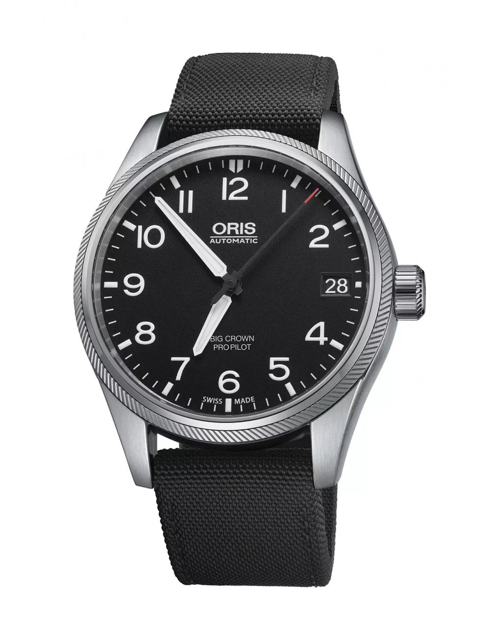 Oris -Oris Big Crown Propilot Negro -01-751-7697-4164