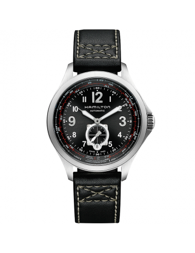 Hamilton -Hamilton Khaki Aviation QNE Auto -H76655733
