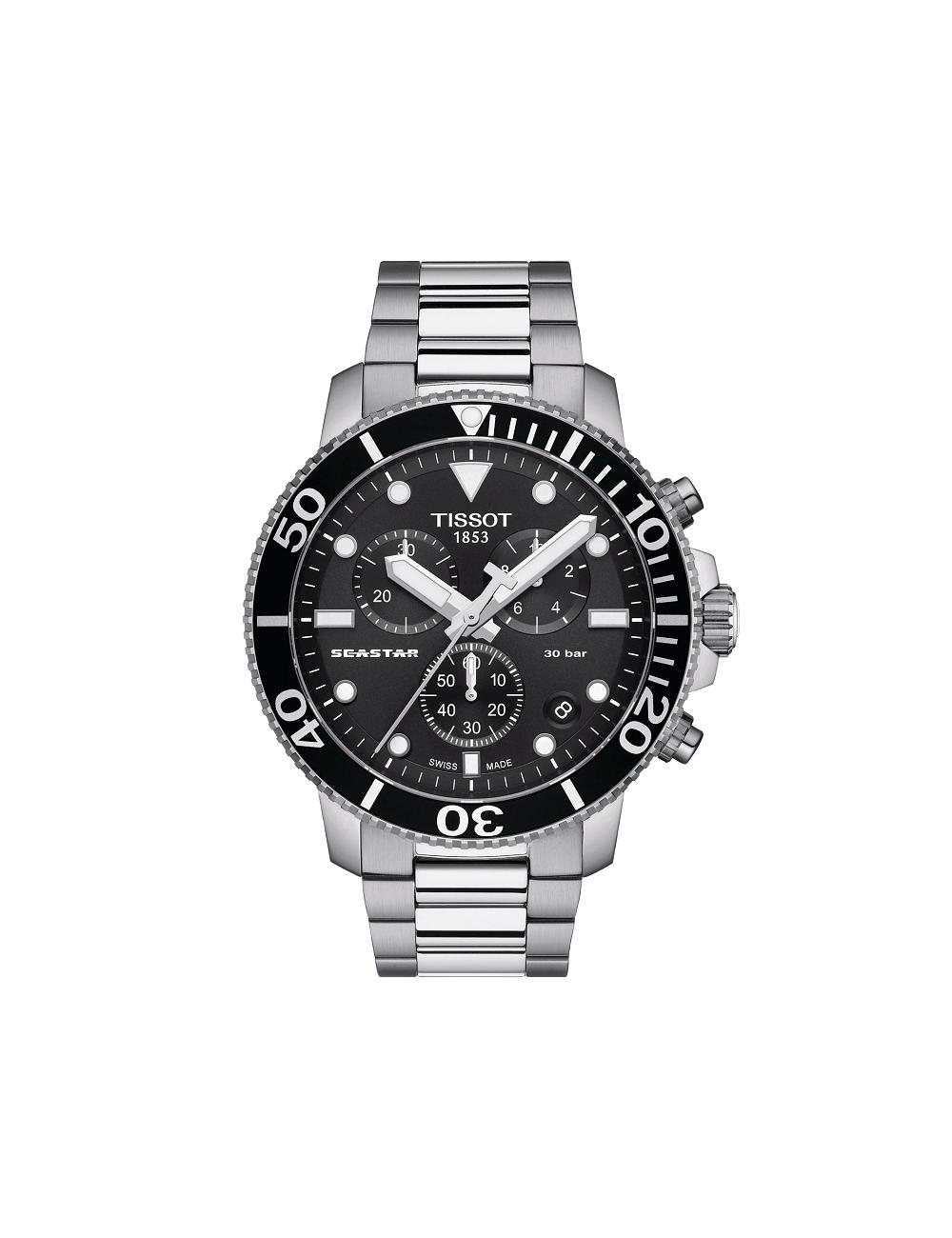 Tissot -Tissot Seastar 1000 Chronograph -T120.417.11.051.00
