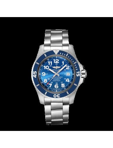 Breitling -Breitling Superocean II 44 -A17392D8/C910