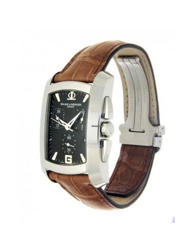 Baume & Mercier -Baume & Mercier Hampton Chronograph Stainless Steel -M0A08484