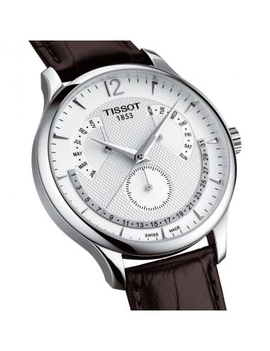 Tissot -Tissot Tradition Perpetual Calendar -T063.637.16.037.00